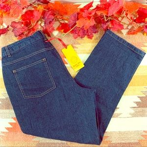 Ruby Rd. NWT jeans size 12 petite!